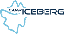 Camp Iceberg Logo